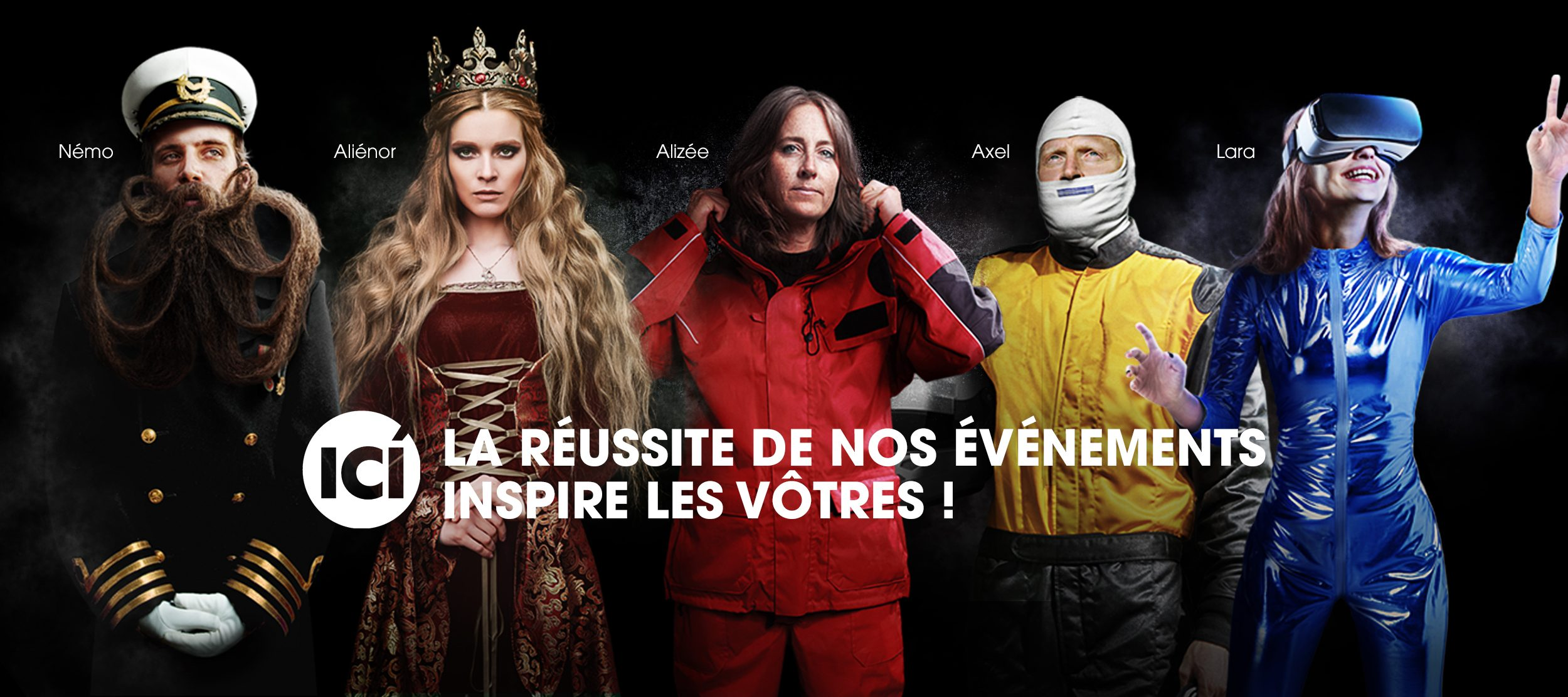 Solutions événements pros Pays de la Loire